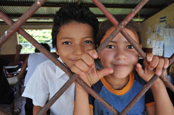 School in Chinendega Nicaragua