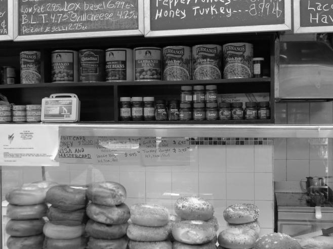 Bagel Shop