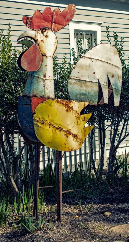 Yard Art - Chicken