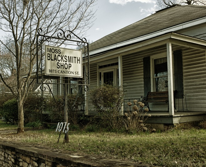 Blacksmith Shop