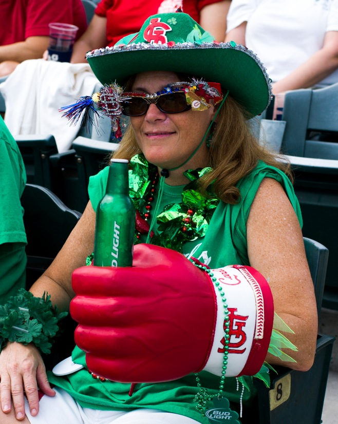 St Paddy's Day Fan (crop)