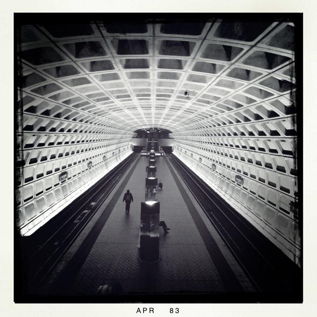 Navy Yard Metro